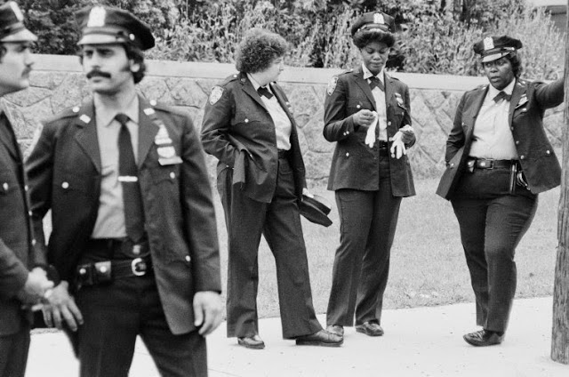 Police. 1979. From Pictures of Daily Life of the New York Police Department in the 1970's.