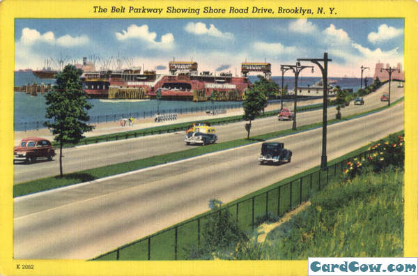 The Belt Parkway, Brooklyn, New York